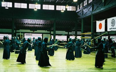 Andliga krigare och sakraliserad träning