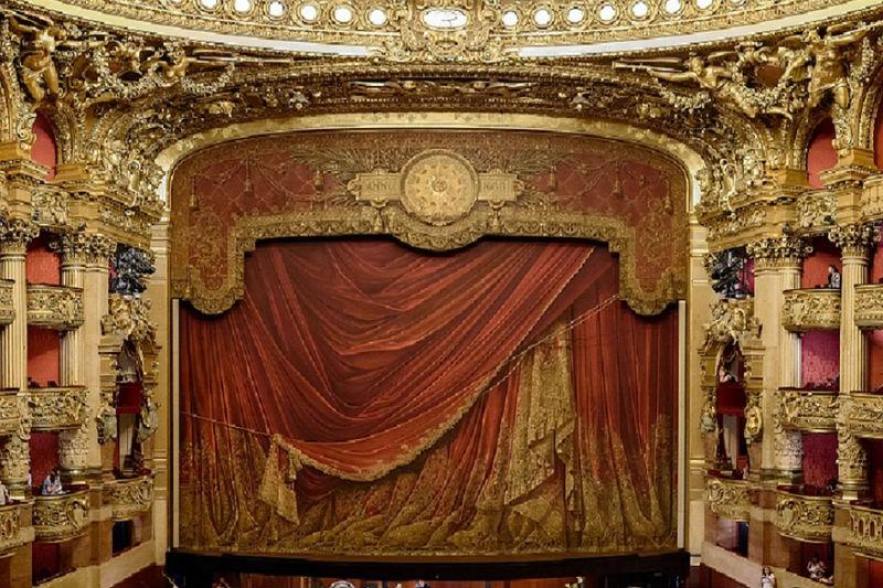 Studiecirkel går på opera