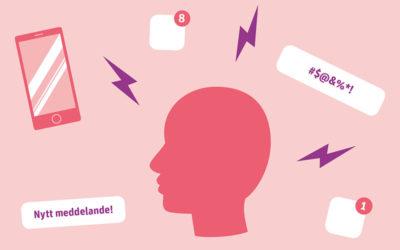 4 tips för dig som är distraherad