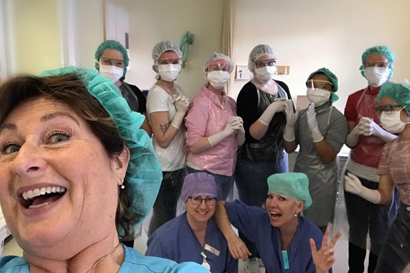 Nyutbildade tandsköterskor får jobb