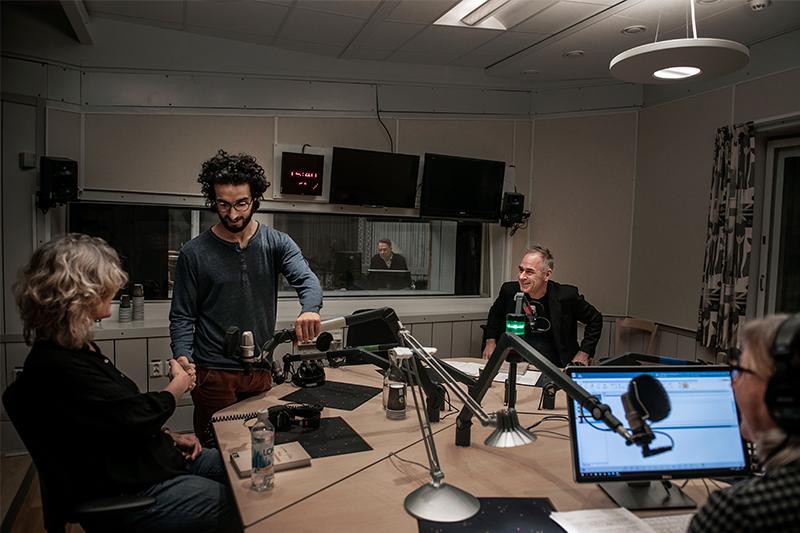 Sverker Sörlin Sveriges Radio
