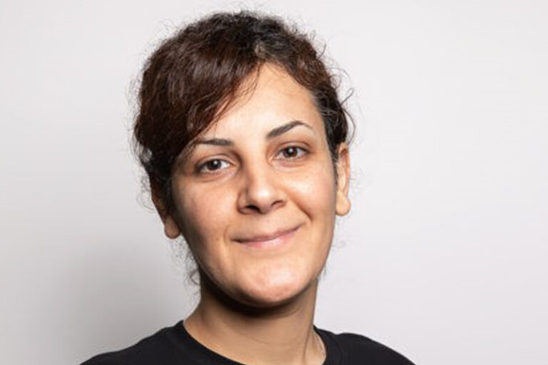 Zahra Gholammi